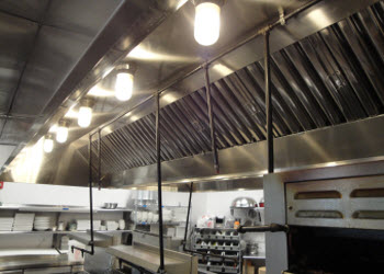 Cafeteria Kitchen Exhaust System